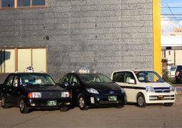 写真:タクシードライバー